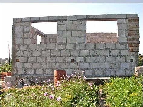Полистиролбетон своими руками. строительство дома.