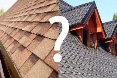 Что лучше: металлочерепица или мягкая кровля? – кровля крыши для дома