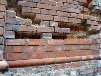 Ремонт кирпичного фасада: виды реставрации, дефектов, как устранить дефекты