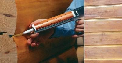 Надо ли закрашивать торцы бруса. меры по борьбе с трещинами в брёвнах и брусе, обработка торцов. профилактика появления дефектов