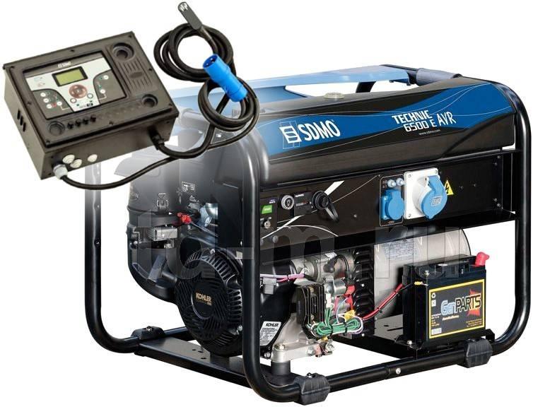 Лучший бензиновый генератор: как выбрать и обзор моделей