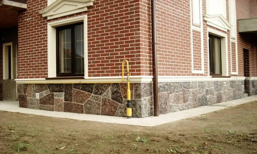 Достоинства и недостатки бетонного цоколя, инструкция по самостоятельному возведению конструкции