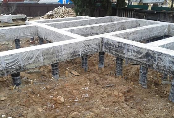 Фундамент тисэ самый доступный, надежный и экономный вариант для строительства дома своими руками