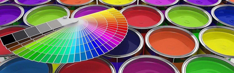 Зачем нужен колер для фасадной краски + как колеровать смесь в домашних условиях
