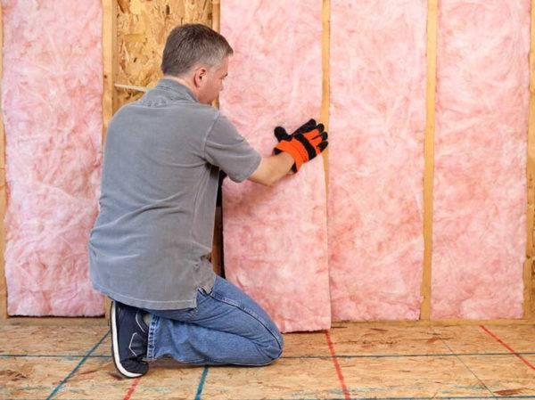 Как и чем лучше утеплить стены изнутри квартиры или дома + видео