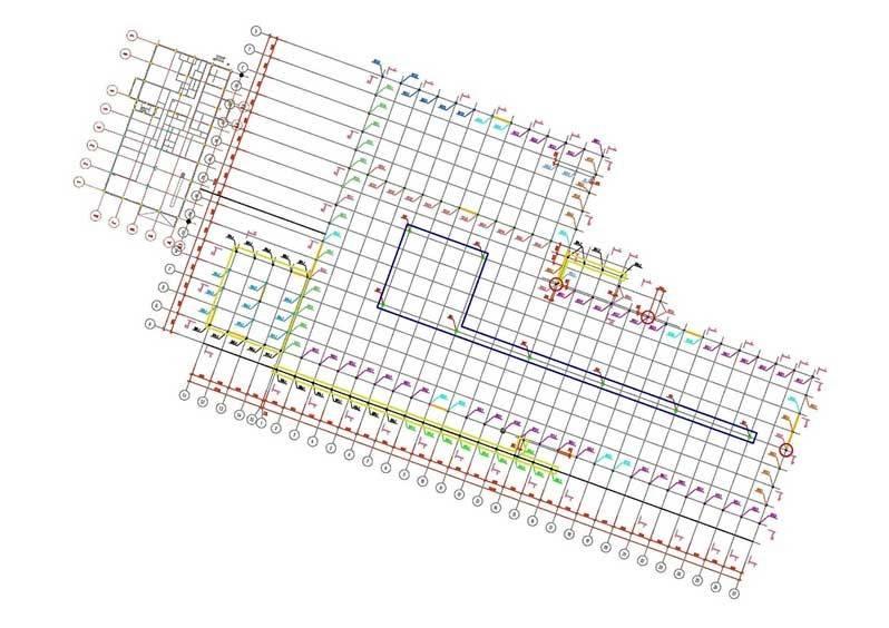 Акт освидетельствования геодезической разбивочной основы: цели составления, форма и образец заполнения