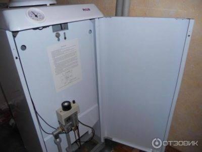 Газовый котел очаг технические характеристики