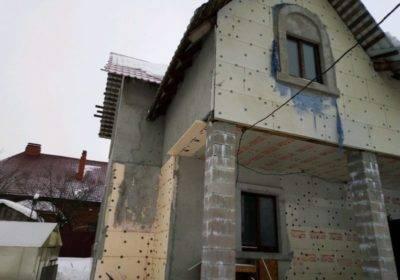 Утепление бетонных стен снаружи и внутри: материалы для теплоизоляции, инструкция по работе с жидким актерм, пенопластом и другими утеплителями, как закрепить