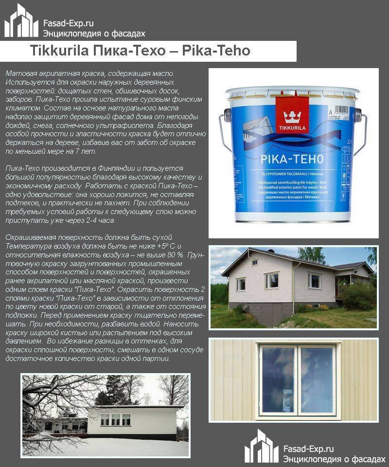 Фасадная краска - свойства, особенности применения и сочетаний (125 фото)