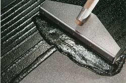 Как определить расход битумной мастики на 1 м2 гидроизоляции