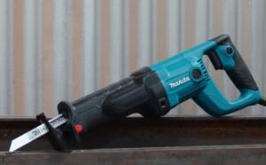 Сабельная пила Makita: обзор электрических и аккумуляторных инструментов + отзывы покупателей