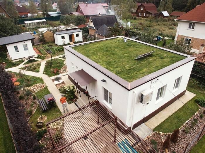 Гидроизоляция крыши дома под металлочерепицу и профнастил: как выбрать гидроизоляцию для холодной кровли