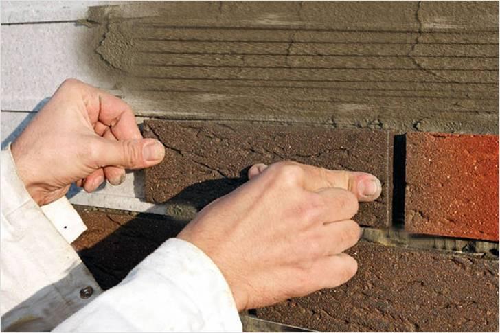 Клинкерная плитка — порядок укладки и советы по эксплуатации