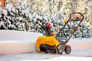Производители снегоуборочной техники россии