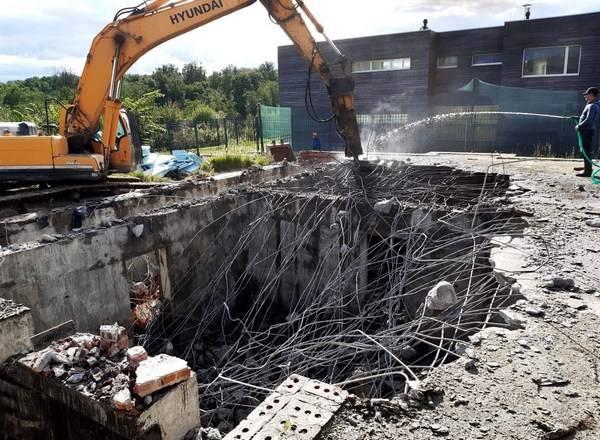 Технологии усиления и ремонта фундаментов