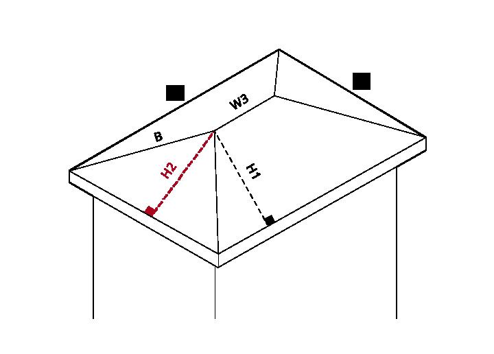 Расчет односкатной крыши или пристройки - онлайн калькулятор для профессионалов | perpendicular.pro