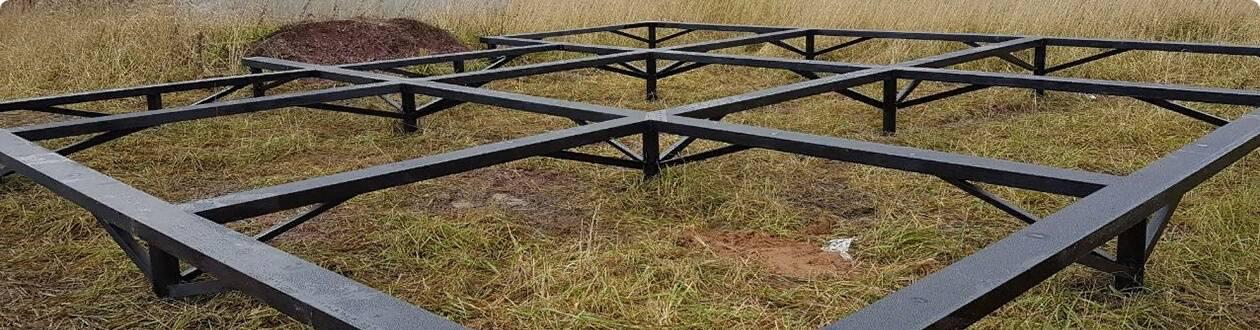 Размер и диаметр винтовых свай: зависит ли от величины оголовка, как подобрать подходящий для фундамента, а также, какие бывают по длине