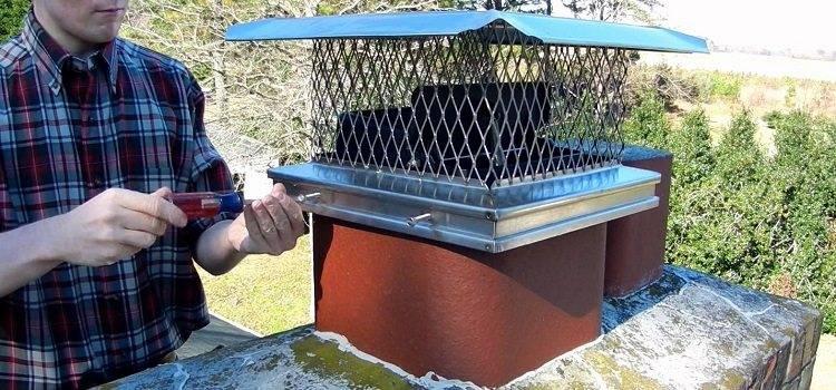 Колпак на дымоход: как выбрать дымник на трубу дымохода