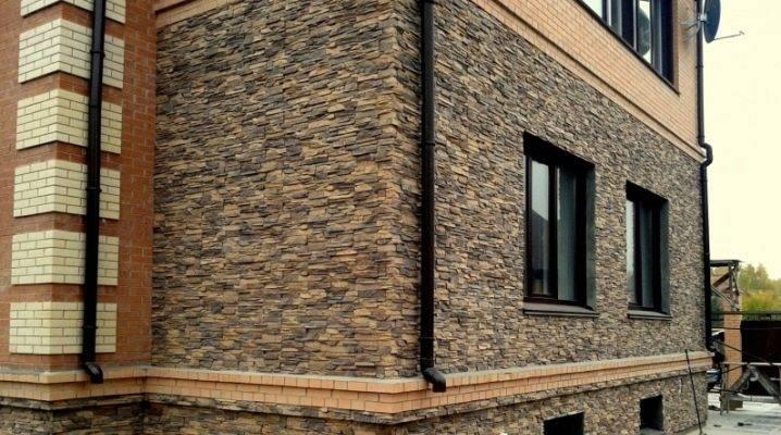 Фасады домов фото двухэтажных домов, отделанных различными видами материалов