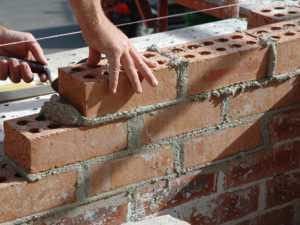 Толщина стены из кирпича расчет