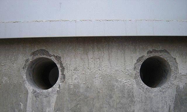 Нужна ли вентиляция в фундаменте без подвала с монолитной плитой