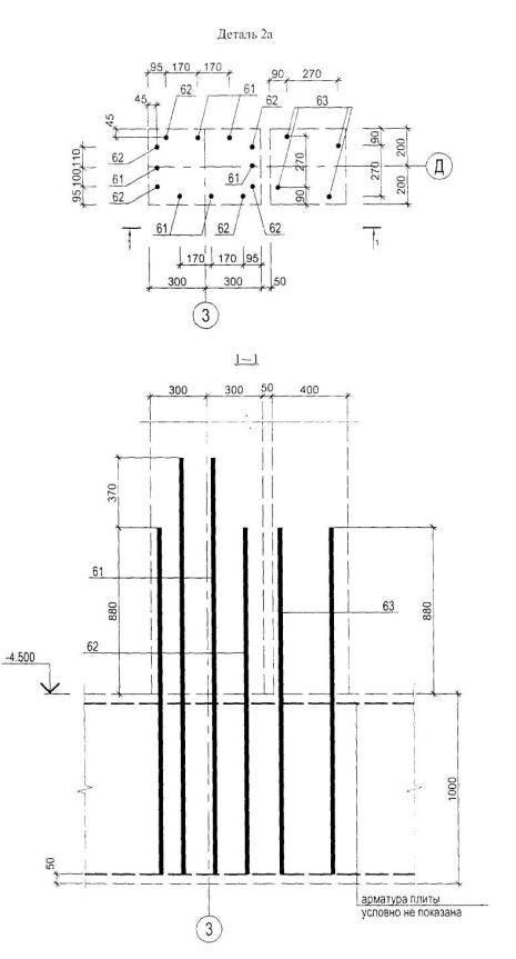 Гост 13580-85. фундаментные плиты (фл)