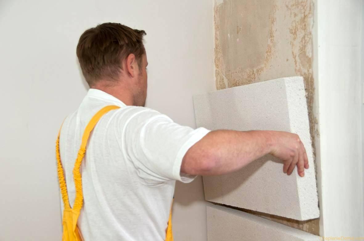 Утепление стен изнутри – технологии и инструкции как сделать правильно своими руками