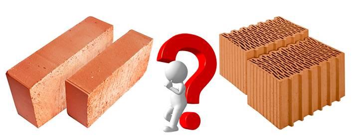 Дом из керамического кирпича: плюсы и минусы, преимущества и недостатки