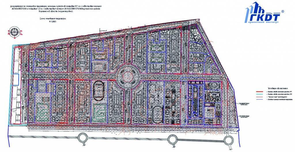 Проект планировки и межевания территории в 2021: образец, что это такое, разработка и утверждение