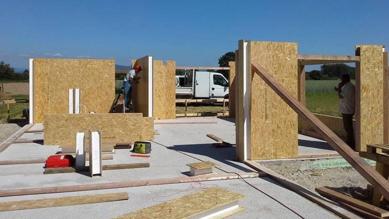 Проект дома из сип – нормы и правила