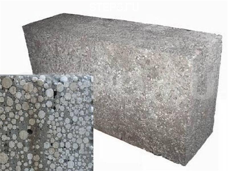 Полистиролбетонные блоки - цена, характеристики, плюсы и минусы