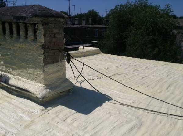 Утепление крыши пенополиуретаном: описание материала, основные этапы монтажа