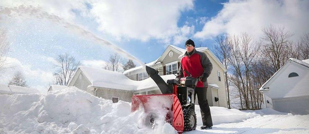 Как выбрать снегоуборочную машину — топ-16 лучших бензиновых и электрических моделей