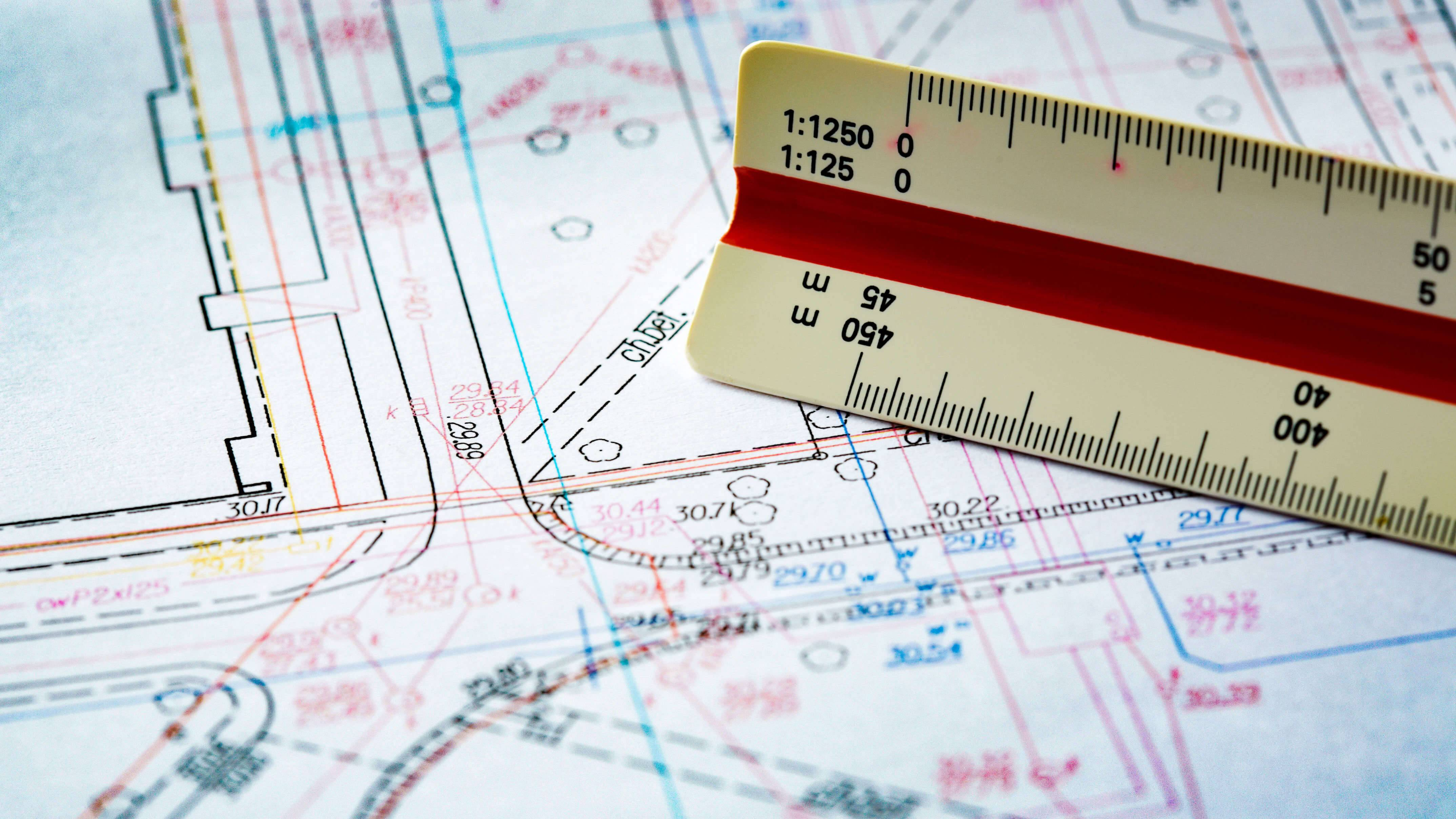 Где получить данные топографической съемки и план земельного участка