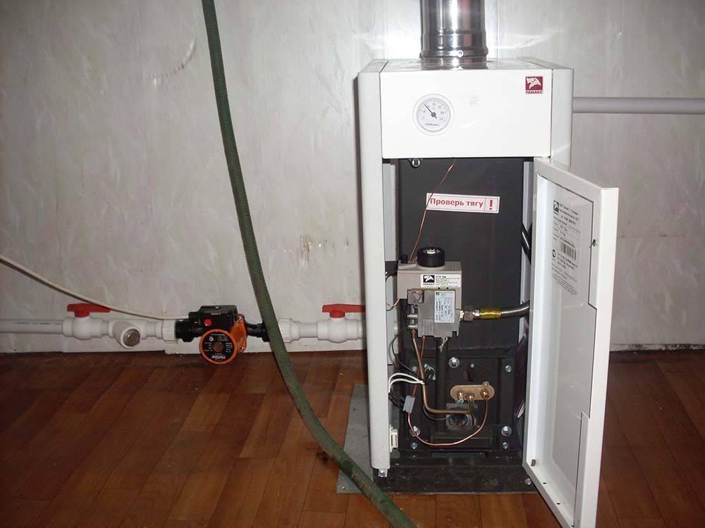 Настройка, регулировка мощности, ошибки газового котла baxi