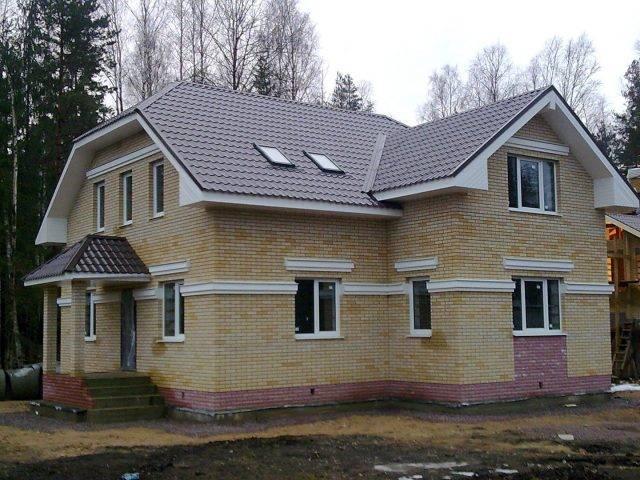 Виды мансардных крыш для частных домов и их особенности