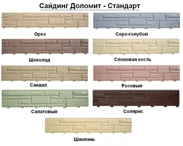 Виды фасадных панелей для наружной отделки дома: какие панели для фасада бывают и какие лучше выбрать