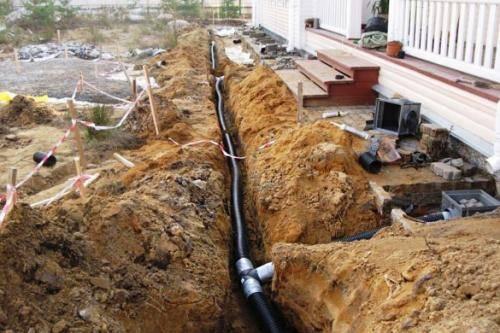 Дренажные трубы для отвода грунтовых вод: для чего нужны, виды и их особенности, способы монтажа на участке, стоимость