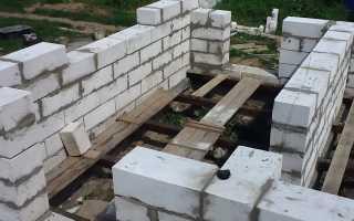 Строим гараж или сарай из шлакоблока: основные этапы, выбор материала, советы и рекомендации