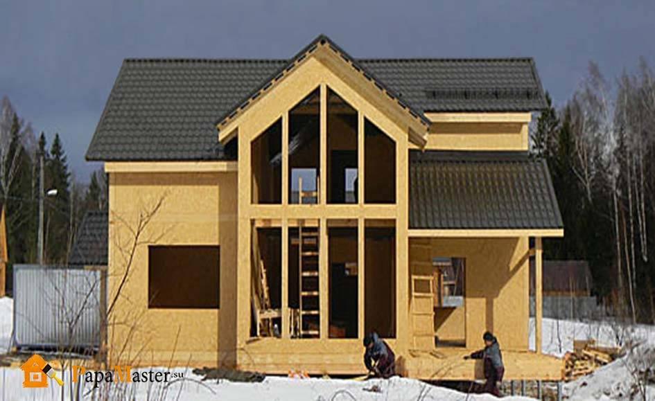 Строительство домов по технологии sip: история, особенности, плюсы и минусы технологии, мифы, проекты и цены под ключ в москве