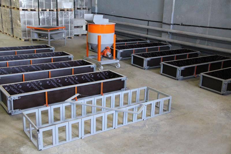 Технология изготовления пеноблоков: подготовка сырья, формование пеномассы, заливка в опалубку и твердение массива. необходимое оборудование