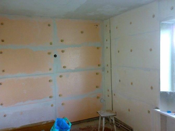 Какая толщина пеноплекса нужна для утепления стен
