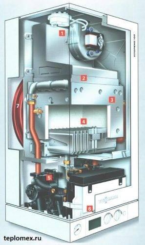 Газовый конденсационный котел viessmann vitodens 100-w: устройство, технические характеристики, а также отзывы владельцев