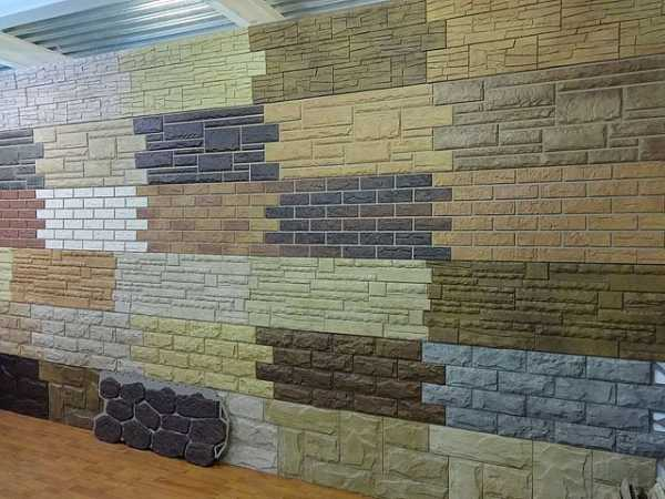 Панели фасадные для наружной отделки дома