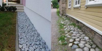 Дорожки из гравия, как сделать тропинку на даче в саду + фото и видео