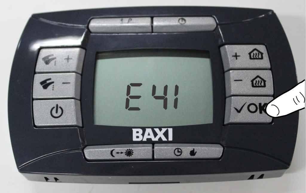 Устранение ошибки е02 газового котла baxi (бакси) - fixbroken.ru