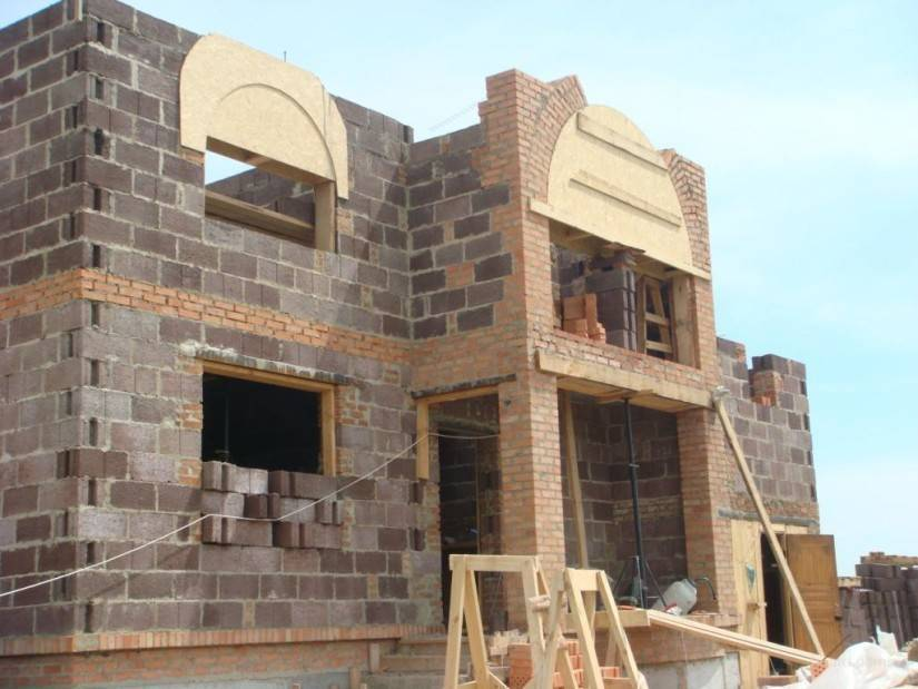 Размеры керамзитобетонных блоков: как выбрать для строительства стен дома керамзитные изделия по толщине, ширине и высоте; стандартные и нестандартные габариты