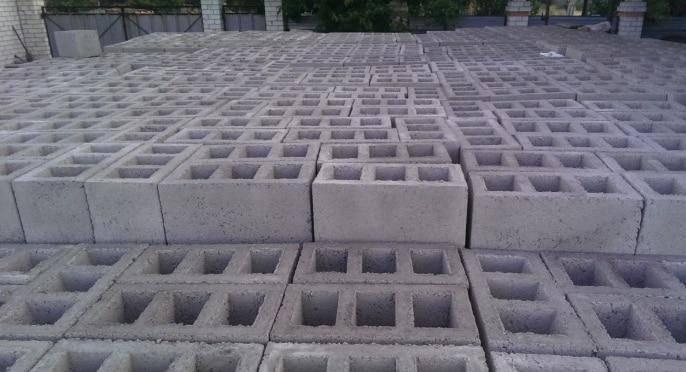 Марка бетона, плотность, состав
