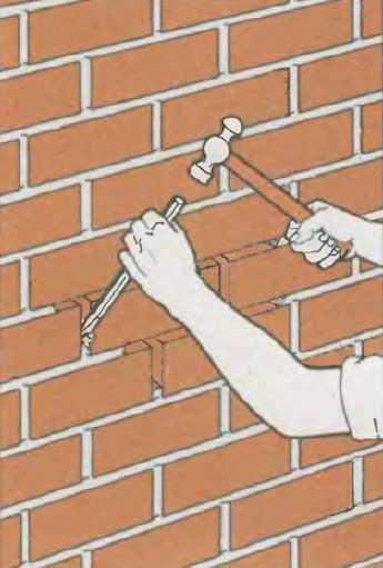 Дыра в стене: эффективные способы решения проблемы
