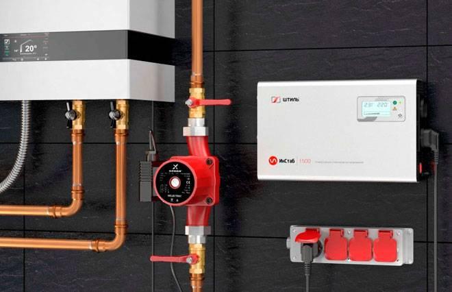 Стабилизатор напряжения для газового котла: как выбрать и подключить?